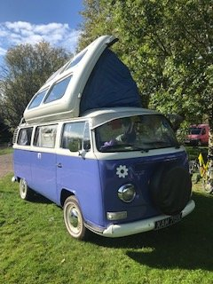 VW T2 Campervan