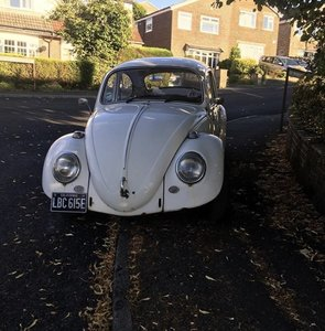 Picture of 1967 VW beetle