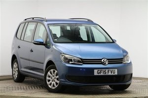 Picture of 2015 Touran TDi  MPV. With towbar . Only 53000m.