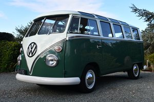 Picture of 1966 VW Samba 21 Window