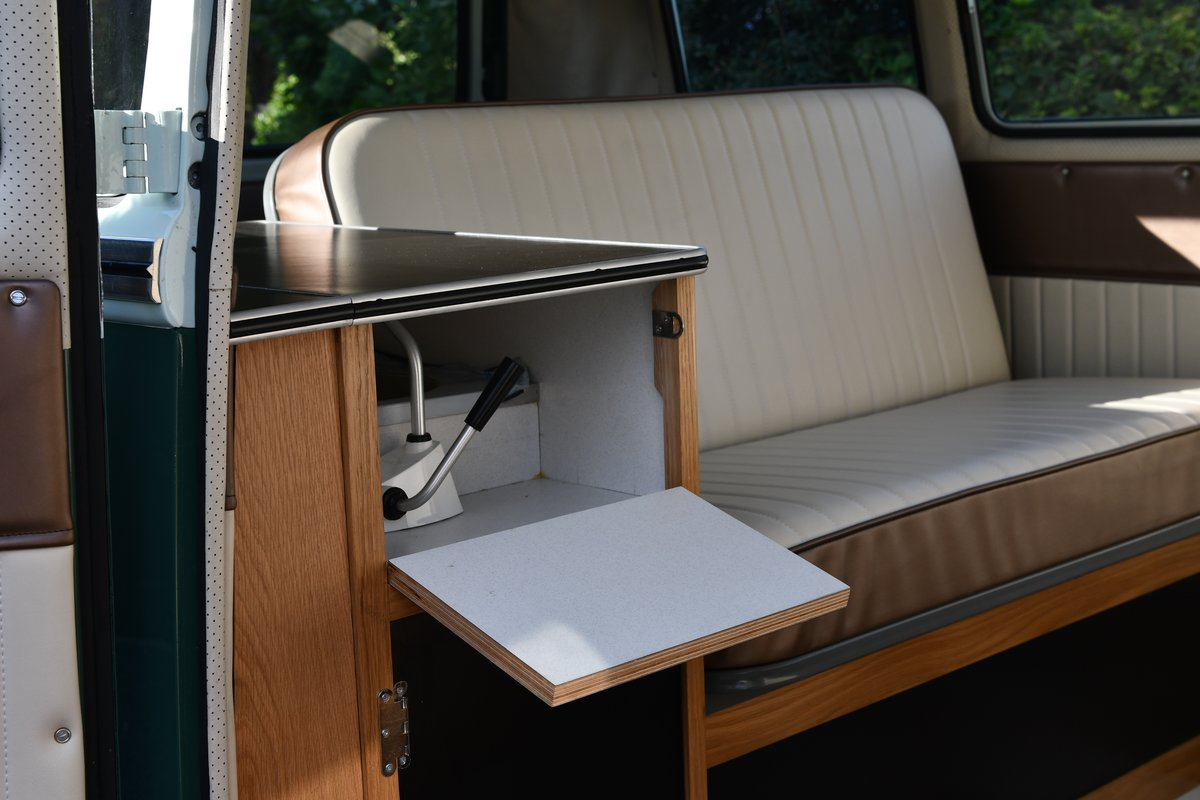 1966 VW Samba 21 Window Delux For Sale (picture 3 of 6)