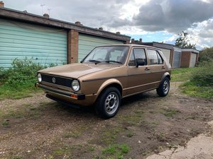 Picture of 1982 Golf GL mk1 5dr mint