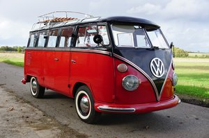 Picture of 1972 VW Combi T1 1500 Samba 23 Fenêtres For Sale by Auction
