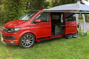 VW Transporter Furgomania Camper Conversion