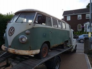 Picture of 1966 VW SPLIT SCREEN CAMPER VAN Project
