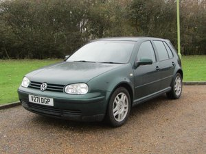 Picture of 2000 VW Golf 1.8 Gti Turbo at ACA 7th November