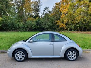 VW Beetle.. Just 71k Miles + S/History.. Nice Example