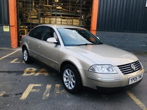 Picture of 2005 VW PASSAT HIGHLINE TDi 130 B5 64000 FSH FULL MOT For Sale