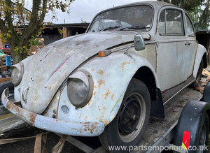 Picture of 1966 VW Beetle Project