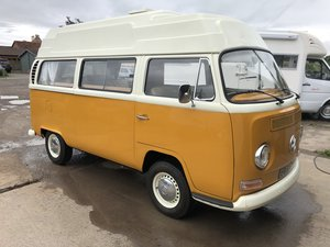 VW T2 bay window high top