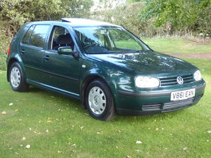 Picture of 1999 1 x Owner Volkswagen Golf 1.6 SE 52k FSH with 20 services