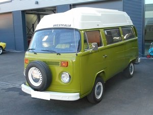Picture of 1977 VW T2B camper like new