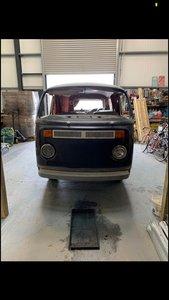 Picture of 1972 VW Campervan