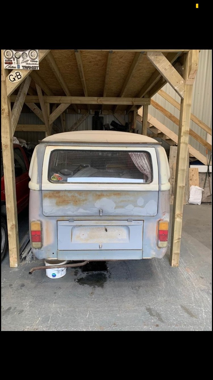 1972 VW Campervan For Sale (picture 3 of 6)