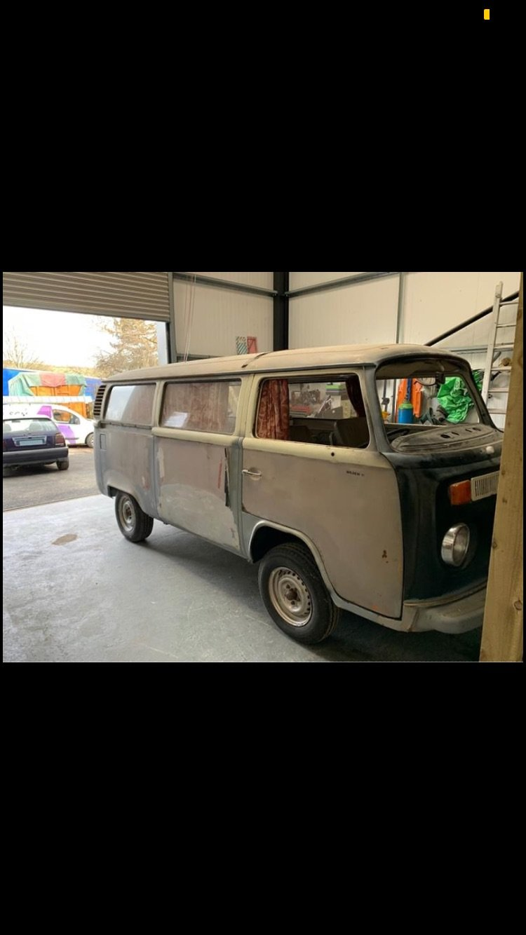 1972 VW Campervan For Sale (picture 4 of 6)
