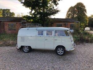 VW Split Screen Camper