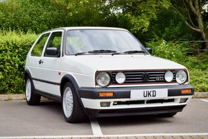 Picture of VW VOLKSWAGEN GOLF MK2 GTI 8V WHITE 3DR 1991  For Sale