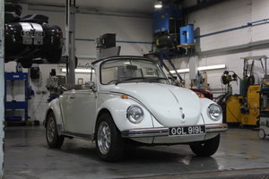 Picture of 1973 Volkswagen Beetle 1300cc Convertible project For Sale