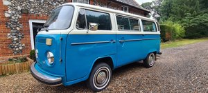 VW T2 Bay Window Camper
