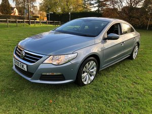 09 VW Passat TSI CC Coupe 51k FSH low mileage 6 Spd excellen