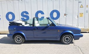 Picture of 1992 Volkswagen Golf 1.8 Cabrio