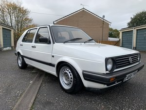 VW mk2 golf CL 1.6 4+E immaculate showroom cond