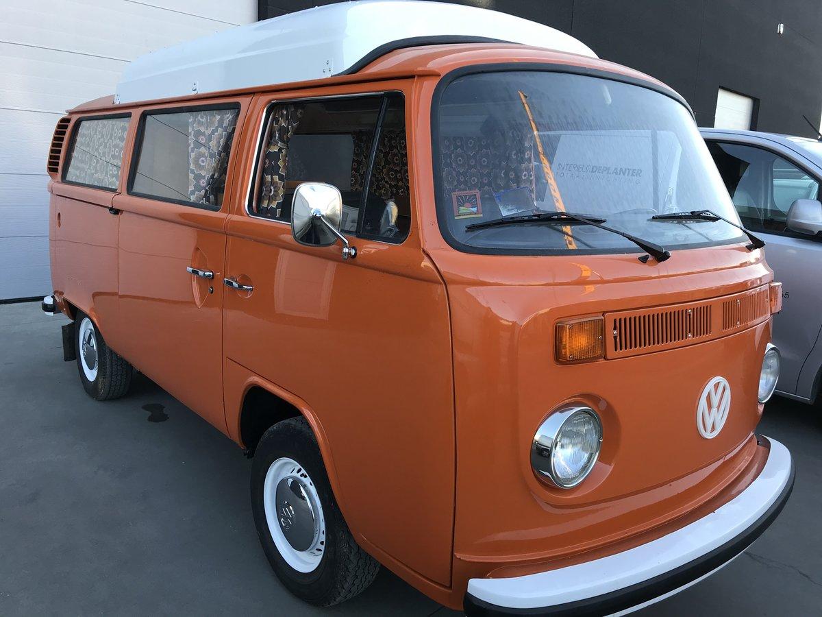 1974 VW T2 - DORMOBILE CAMPER For Sale (picture 4 of 6)