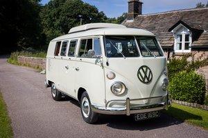 Picture of 1965 VW Split screen camper van SO 42 Westfalia German
