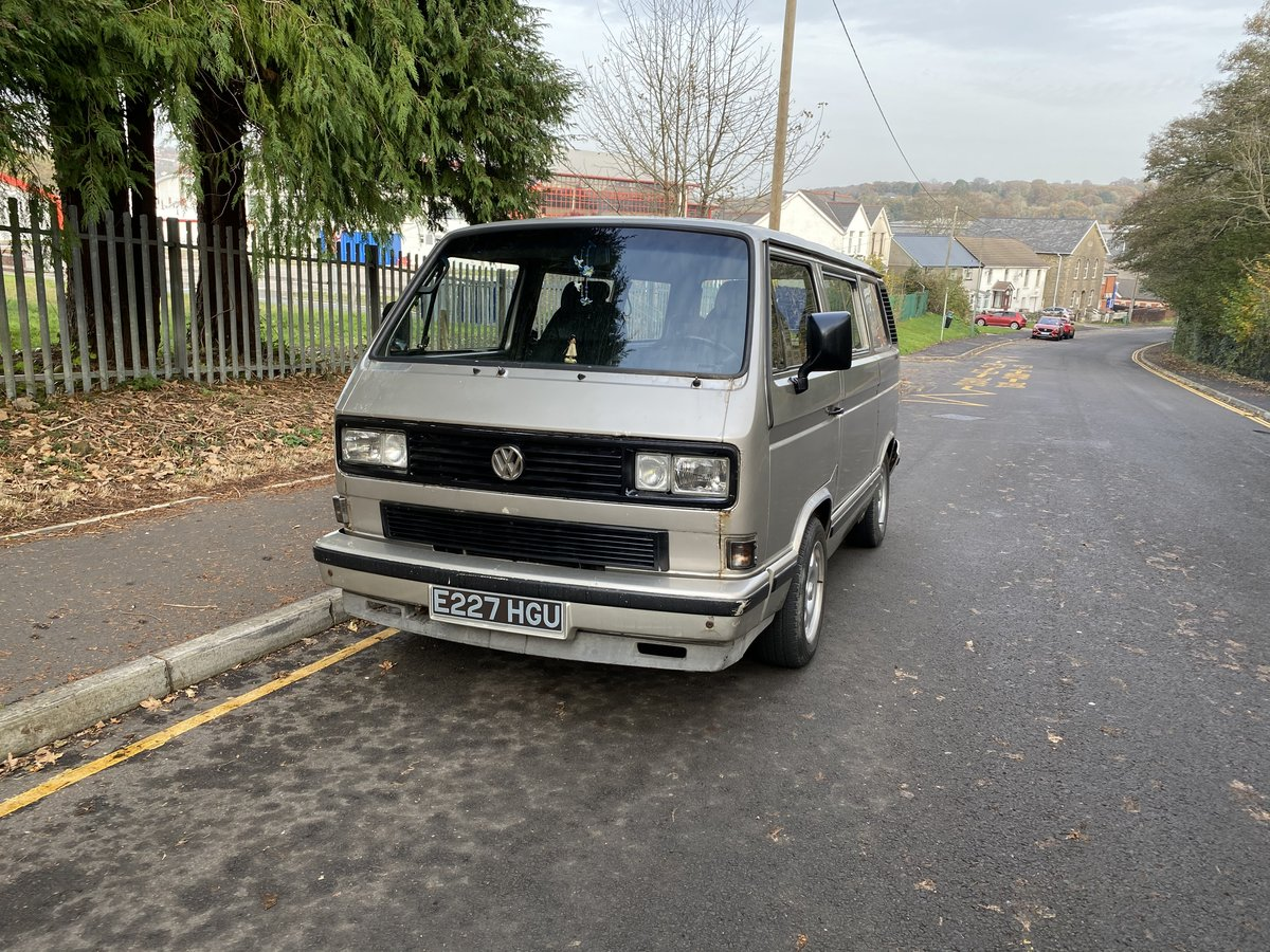 1987 VW T25 For Sale (picture 1 of 6)