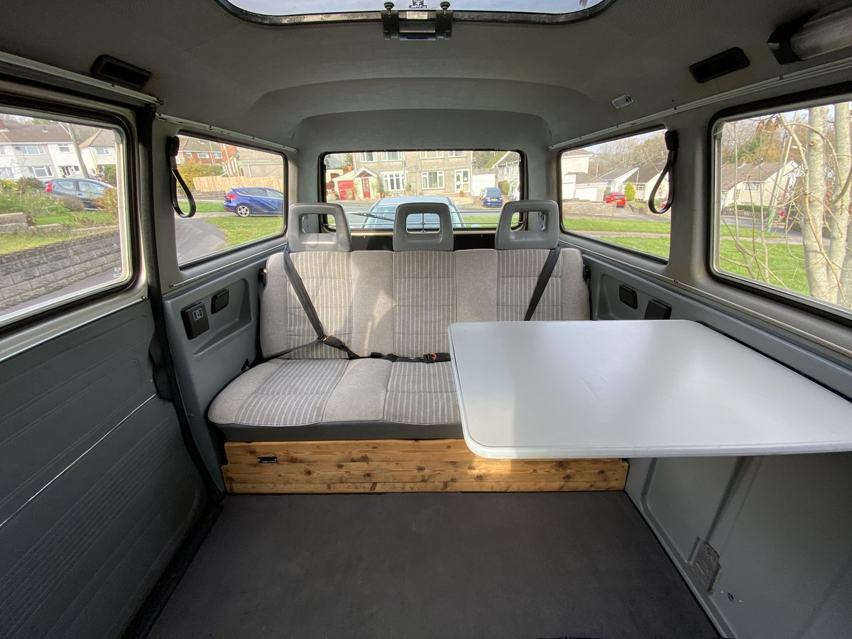 1987 VW T25 For Sale (picture 4 of 6)