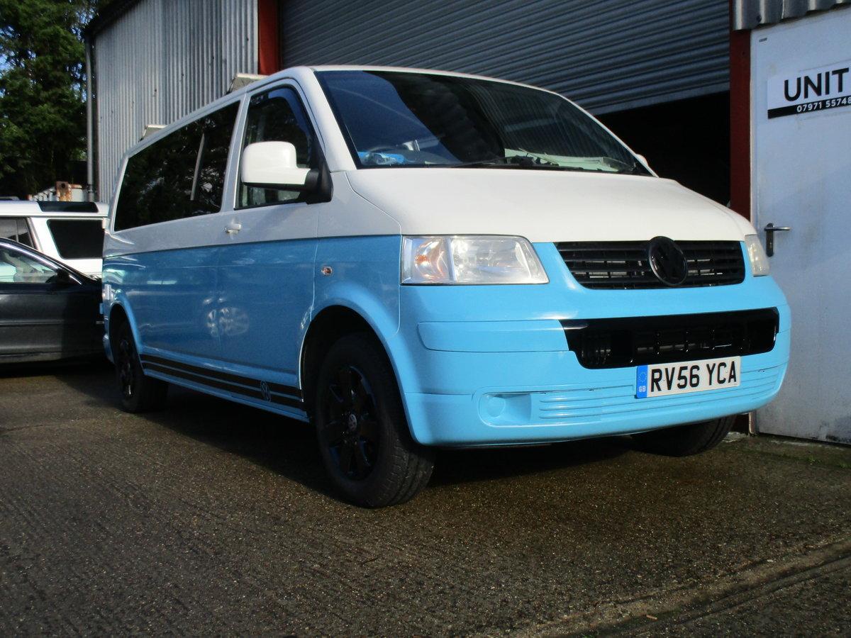 2006 VW Transporter - Day Van - Campervan For Sale (picture 1 of 6)