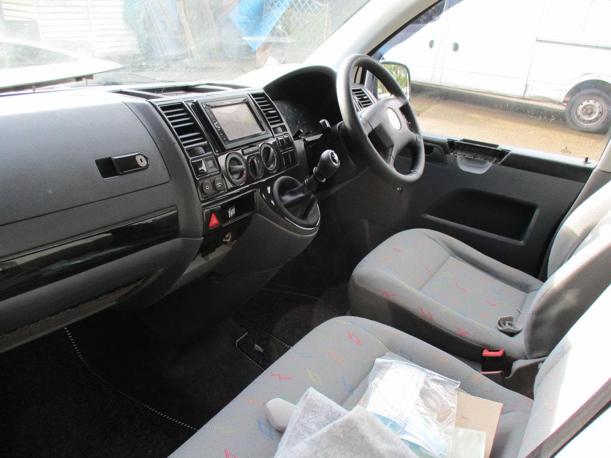 2006 VW Transporter - Day Van - Campervan For Sale (picture 2 of 6)