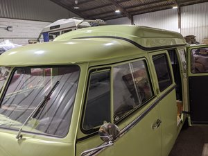 1964 split screen camper van