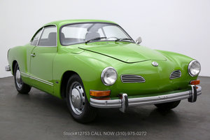 Picture of 1972 Volkswagen Karmann Ghia Coupe For Sale