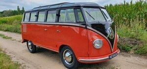 Picture of 1954 Volkswagen Barndoor Samba, T1 Samba, VW Barndoor SOLD