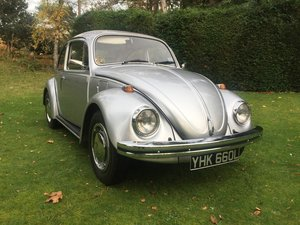 Picture of 1972 VW BEETLE 1300 DELUXE SALOON For Sale