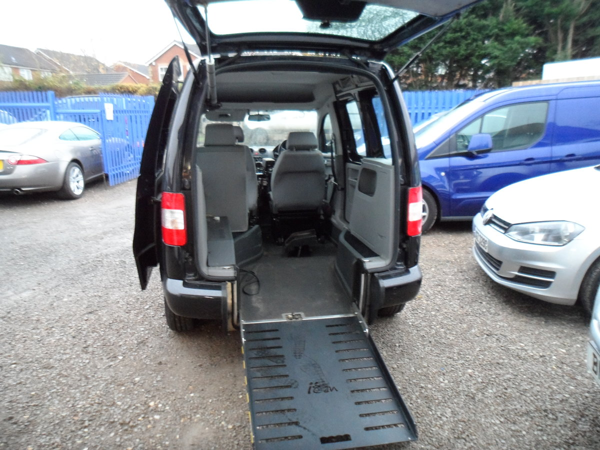 MOBILITY WHEEL CHAIR TRANSPORTER AUTO DIESEL 1.9cc 2010 For Sale (picture 6 of 6)