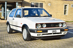 Picture of 1990 VW VOLKSWAGEN GOLF MK2 GTI 8V WHITE 3DR