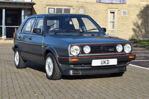 Picture of 1989 VW VOLKSWAGEN GOLF MK2 GTI JADE GREEN 8V 5DR SMALL BUMPER