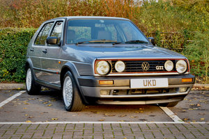 Picture of VW VOLKSWAGEN GOLF MK2 GTI 8V 1990 SILVER 5DR BIG BUMPER SOLD