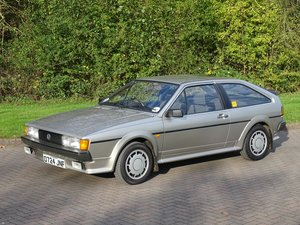 Picture of 1986 Volkswagen Scirocco GTS Limited Edition For Sale