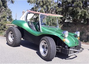 Picture of 1958 VW beach buggy