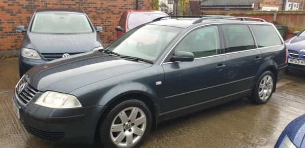 VW Passat Tdi 130 Sport Estate 6Speed