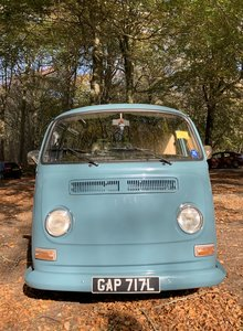 Picture of 1972 Classic VW Campervan