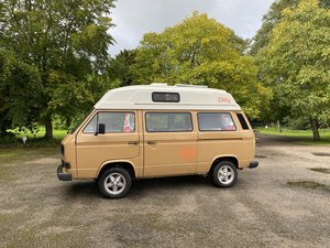 Picture of 1983 VWT25 Family Camper Van