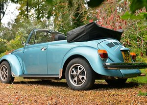 Picture of 1979 Volkswagen Beetle Convertible by Karmann