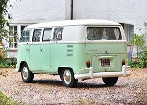 Picture of 1965 Volkswagen Type 2 (T1) Split Screen Camper Van