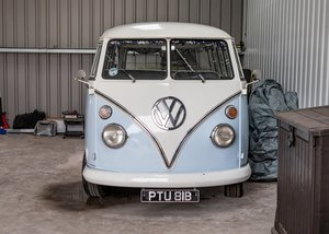Picture of 1964 Volkswagen Split Screen T1 21 window Samba SOLD by Auction