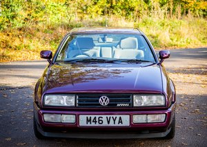 Picture of 1995 Volkswagen Corrado VR6 SOLD by Auction