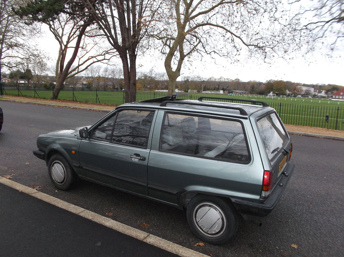 Picture of 1987 VW Polo Ranger hatchback For Sale